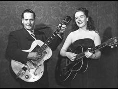 Les Paul & Mary Ford - In The Good Old Summertime (1952)