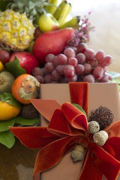 Carolyn Roehm table decor, Happy Thanksgiving!