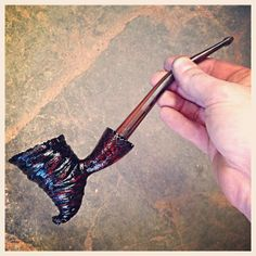 One of the coolest churchwardens I have seen in awhile from Briar Bird. https://www.facebook.com/BriarBirdPipes