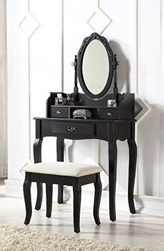 3-Piece Wood Make-Up Mirror Carved Vanity Dresser Table a... https://www.amazon.com/dp/B017Y3X9X0/ref=cm_sw_r_pi_dp_feXExb2AFAJFX