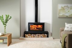 stovax riva studio 1 freestanding wood heater 1
