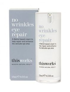 Thisworks no wrinkles eye repair thisworks no wrinkles eye repair No nonsense anti-wrinkle care using proven natural actives that work. This Works no wrinkles demystifies anti-ageing, advising women to proactively protect against ski http://www.MightGet.com/january-2017-12/thisworks-no-wrinkles-eye-repair.asp