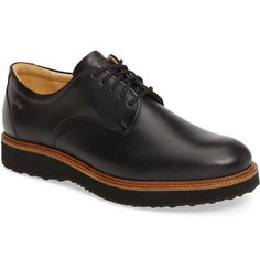 14e09f90869 Main Image - Samuel Hubbard Rainy Day Founder Plain Toe Derby (Men) Gore Tex
