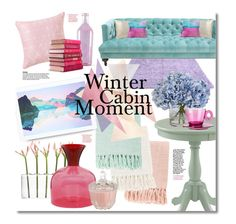 """Winter Moments"" by clovers-mind ❤ liked on Polyvore featuring interior, interiors, interior design, home, home decor, interior decorating, Powell, Jonathan Adler, Dot & Bo and Surya"