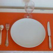 Set de table Uno orange