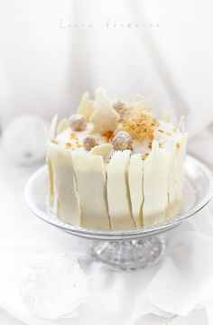 Vanilla Cake, Mousse, Bakery, Cheesecake, Food And Drink, Ice Cream, Sweets, Cooking, Desserts