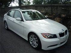 My Car...2007 BMW 328i.