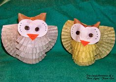Fall Craft Extravaganza from Mom's Library