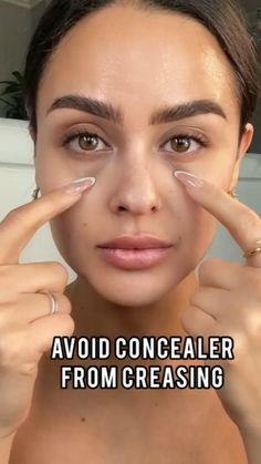 Contour Makeup, Flawless Makeup, Skin Makeup, Makeup Art, Makeup Ideas, Face Makeup Tips, Contouring With Bronzer, Makeup Tips Video, Foundation Makeup Tips