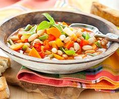 Stew on this! Canned legumes make a fast and satisfying soup, stew or chili any night of the week.   #nutrition