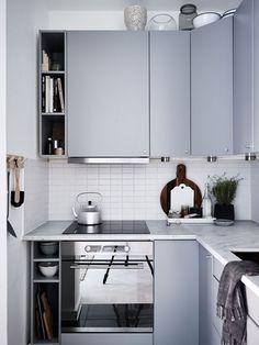 A Perfect 32 Sqm Pied A Terre In Stockholm. Ikea KücheSchöne ZuhauseKleine  ...
