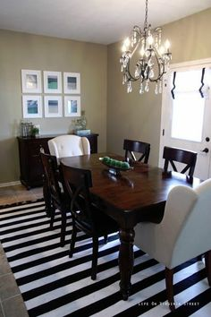 Nile Sand by Behr - Paint Colors Ive Used - Great resource for paint colors in real life rooms