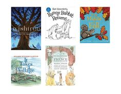 5 Finds Kids: September 2017 by alaude : Our top books of the month for kids.