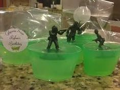 Image result for army party favors