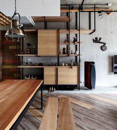Hsinchu, dos de 46 piso apartamento del mundo estilo industrial abierta - DECOmyplace