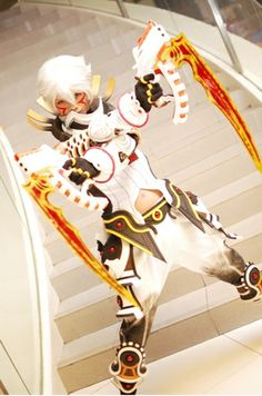 .hack//G.U. | Haseo cosplay