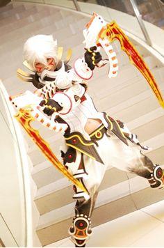 .hack//G.U.   Haseo cosplay