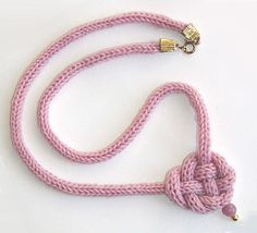 knitting and knotting