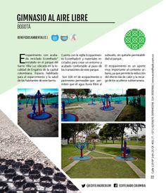 Pavimento permeable – gimnasio al aire libre Urban Design, Villa, Ideas, Urban Heat Island, Flood Prevention, Outdoor Gym, Water Treatment, Paving Stones, Thoughts