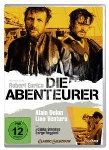 Die Abenteurer, DVD