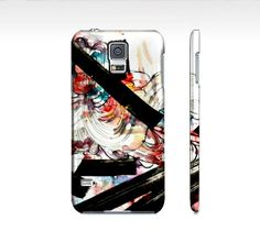 Abstract art  Samsung Galaxy s5  Phone case  by ArtOfPrincessM