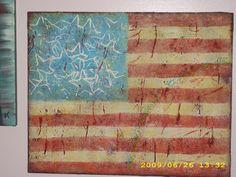 Bleeding America -- kmb