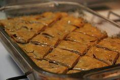 Gluten free baklava!