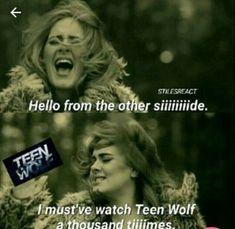 » Wesołe środy z Teen Wolf! #18Teen Wolf Polska