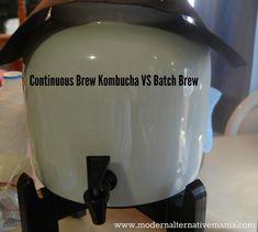 Recipe Collection: Continuous Brew Method Kombucha   Modern Alternative Mama