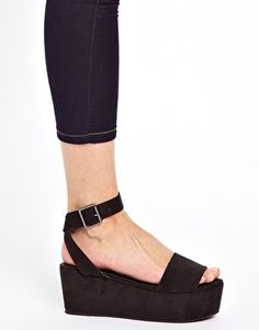 Enlarge ASOS HUMBLE Flatforms