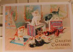 Publicité Galletas Cantabria