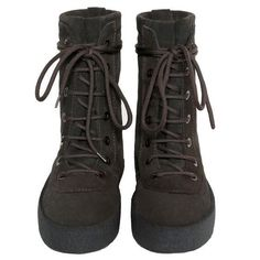 fde663c98 Kanye West Releases the YEEZY Season 2 Military Crepe Boot in