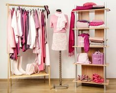 Tips para combinar ropa de color pastel