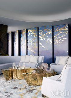 Yabu Pushelberg 室内设计事务所-2013-安邸AD家居生活网