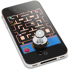 8.99 Bring your iPhone gaming to the next level with the JOYSTICK-IT iPhone Arcade Stick. The JOYSTICK-IT gives you a real physical joystick for increased precision with touchscreen based games.