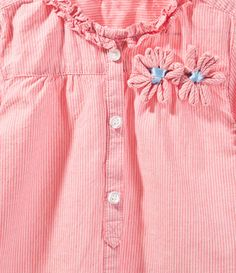 t-shirt with floral appliqués - View All - Baby girl - Kids - ZARA United States
