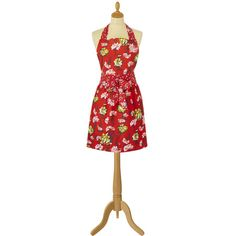 Anyone can become a 1950's pin up with this beautiful apron!
