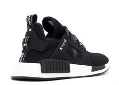 The Mastermind X NMD XR1 Japan BA 9726 Black with Skull Running