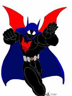 batman beyond/(cloak)& dagger