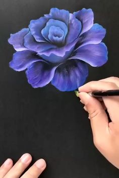 Click the Link to Buy Acrylic Paints for Your Art Work... #Painting #FlowerPainting Canvas Painting Tutorials, Diy Canvas Art, Painting Tools, Painting Art, Bottle Painting, Painting Videos, Acrylic Painting Flowers, Acrylic Art, Peony Painting