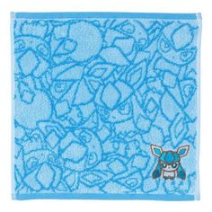 Pokemon Center Original POKEMON DOLLS Hand towel Handkerchief Umbreon