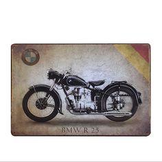 [ BMW ] Vintage Home Decor Tin Signs Shabby Chic Plaque Metal Decorative Vintage Metal Sign Placas Decorativas De Metal //Price: $8.99 & FREE Shipping //     #hashtag1