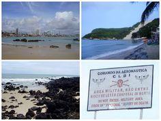 Morro do Careca - Praia de Ponta Negra - Natal - RN - Brasil
