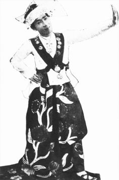 "Po Sein, ""the 'father of Burmese theatre', consummate performer, innovator, romantic and lover."" If interested in learning more about this interesting figure, check out ""The Great Po Sein"", one of this our Bookshelf Spotlight featured selections.  More info: http://www.cseashawaii.com/wordpress/2013/01/bookshelf-spotlight-southeast-asian-theatre/#Book2"