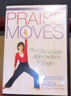 Free: Praise Moves Christian YOGA Workout Exercise Fitness DVD Laurette Willis - DVD - Listia.com Auctions for Free Stuff