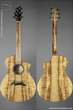Breedlove guitar.  Nothin like it on the face of this planet