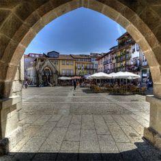 Guimarães, Capitale Européenne de la Culture 2012, Portugal