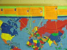 Ideas for a wonderful multicultural unit in preschool!
