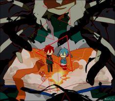 Shintaro, Ene, & Mary | Kagerou Project