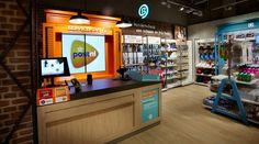 Blokker heeft in Doornik zijn eerste Belgische winkel volgens het nieuwe concept van de winkelketen ingericht. Binnenkort volgt Beveren. Tegen de zomer moet de teller op dertien staan, zegt algemeen directeur voor België en Luxemburg Frank De Belie.